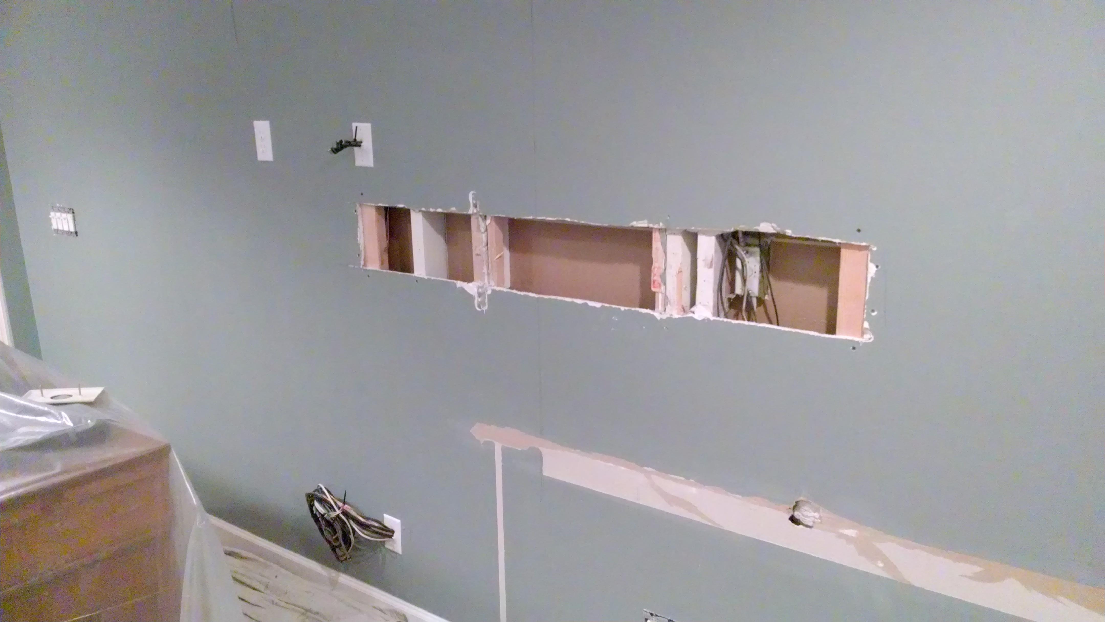 Image result for drywall repair